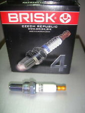 4X BRISK ZÜNDKERZE HONDA CBR1000RR CB1000R Fireblade