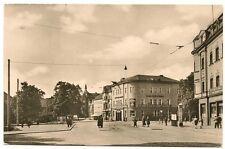 Cottbus 1958, Ernst-Thälmann-Platz und Straße der Jugend