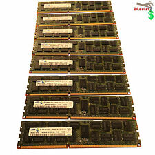 64GB (8 X 8GB) DDR3 ECC REG. MEMORY FOR DELL PRECISION WORKSTATION T5500 T7500