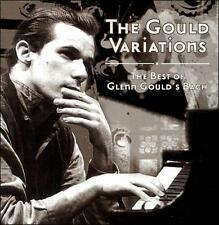 The Gould Variations: The Best of Glenn Gould's Bach 2000 by Glenn Gould