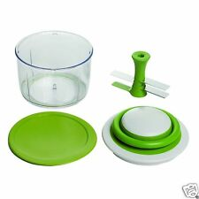 Chef'n Veggie Vegetable Chop Chopper VeggiChop Green 15639011