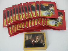 LOT PANINI HARRY POTTER & LE PRINCE DE SANG MÊLÉ - 26 POCHETTES + 40 STICKERS