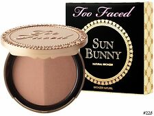 TOO FACED Sun Bunny Natural Bronzer ~ NEW IN BOX!!