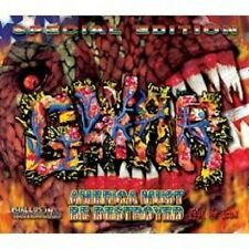 "GWAR ""AMERICA MUST BE DESTROYED"" 2 CD RE-RELEASE NEW+"