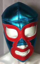 NACHO LIBRE LUCHADOR/WRESTLER MASK! A MUST HAVE! GREAT HANDMADE LUCHA LIBRE MASK