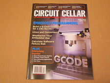 Circuit Cellar Electronics Hobby Project Magazine April 2013 Issue 273 NEW