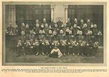 1908 London Fire Brigade The Finest Fireman In The World