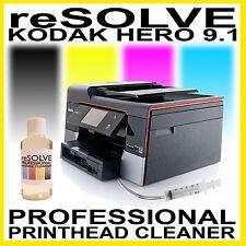 Kodak Eroe 9.1 STAMPANTE HEAD Pulizia Kit-risolvere-Professional UGELLO Lavabile