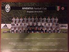 Maxi Poster Ufficiale Juventus F.C. 2015/2016 30x40