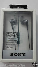 SONY MDR-AS800AP SPORTS WATERPROOF HEADPHONE HEADSET EARPHONE HANDSFREE WITH MIC