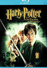 Harry Potter and the Chamber of Secrets (Blu-ray Disc, 2007) - FREE Shipping!