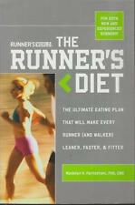 Runner's Diet Walker Athlete Nutrition Eating Plan Exercise Mental Fernstrom 05