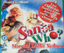 Santa Who? (DVD), Leslie Neilson, Robyn Lively, Max Morrow.