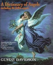 A Dictionary of Angels: Including the Fallen Angels Davidson, Gustav Paperback