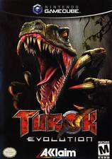 TUROK EVOLUTION PAL ESPAÑA GAMECUBE GC