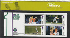 GB Presentation Pack M21 2013 Andy Murray Wimbledon 2013 10% OFF FOR ANY 5+