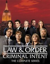 Law And Order - Criminal Intent(DVD, 2016, 47-Disc Set)(Region 4) Aussie Release