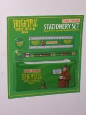 Horrible Histories Frightful First World War School Kit / Stationery Set with Pe