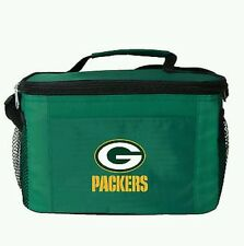 NFL Green Bay Packers Insulated Lunch Cooler Bag