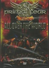 Primal Fear - 16.6 All Over The World    New dvd in seal