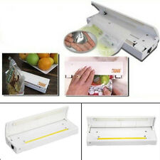 Home Portable Seal Vacuum Food Bag Sealer Packaging Machine Kitchen Tools UR