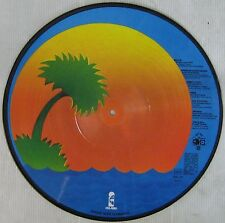 Island 33 tours Picture Disc Promo