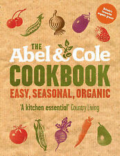 The Abel And Cole Cookbook: Easy, Seasonal, Organic, very clean book