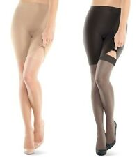 Assets by Sara Blakely Ultra Shaping Sheers Removable Stockings #845B