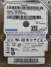160GB Samsung HM160HI | HM160HI/SMO | S/N S1WWJGOS463222 | 2009.04 disco rigido