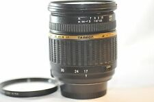 Tamron SP Di II 17-50mm F/2.8 A16 Lens 8-pin motorized Nikon D3200 D7200 D3300