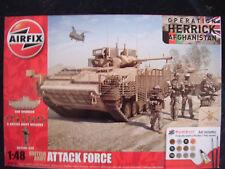 AIRFIX a50161 1/48 Esercito Britannico ATTACCO forza Set regalo regalo indesiderato