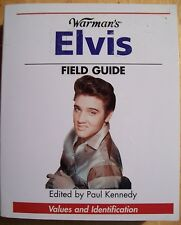 ELVIS PRESLEY COLLECTIBLES PRICE GUIDE COLLECTOR'S BOOK THE KING of ROCK
