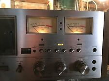 Pioneer CT-F9191 Stereo Cassette Deck Turns On NEEDS SERVICED