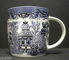 1 Willow pattern Dream Mug by Churchill England