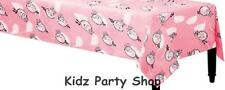 Angry Birds Pink Party - Plastic Tablecover - Birthday - FREE POSTAGE IN UK