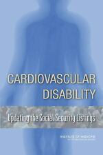 Cardiovascular Disability: Updating the Social Security Listings-ExLibrary