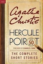 Hercule Poirot : The Complete Short Stories by Agatha Christie (2013, Paperback)
