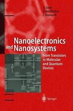 Nanoelectronics and Nanosystems: From Transistors to Molecular and Qua-ExLibrary