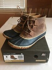 Sorel Women's Out N About Duck Boots Size 8