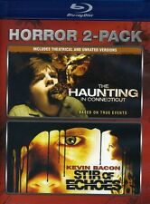 Haunting in Connecticut/Stir of Echoes (2011, Blu-ray NEUF) BLU-RAY/WS2 DISC SET