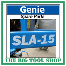 Genie SLA Material Lift SLA15 Decal (Pack 2) Sticker 32691 Spare Part