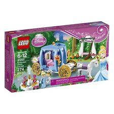 41053 CINDERELLA'S DREAM CARRIAGE Disney Princess lego NEW legos set friends