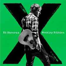 ED SHEERAN X WEMBLEY EDITION NEW CD/DVD (November 13th 2015)