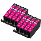 8 Compatible CLI-526M Magenta Ink Cartridges for Canon Pixma Printers
