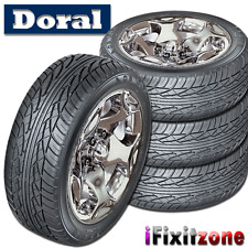 4 Doral SDL-A 195/65R14 89T All Season Performance Tires  By Sumitomo  195/65/14