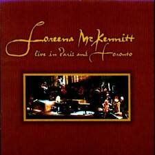 Loreena McKennitt - Live in Paris and Toronto | Doppel-CD