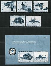 Ross Dependency 2007 Year Set - Complete Year NH Scott L99-103, L103a