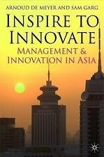 Inspire to Innovate: Management and Innovation in Asia-ExLibrary