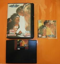 SVC CHAOS (snk vs capcom) AES NEO GEO (neogeo) version US + notice + boite