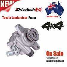Toyota Landcruiser 76 78 79 Series Diesel V8 Power Steering Pump VDJ 03/2007on-